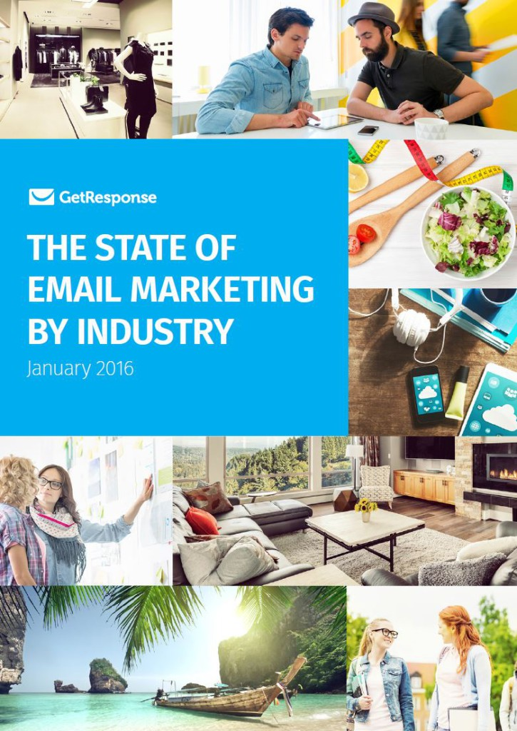 The state of email-marketing by industry