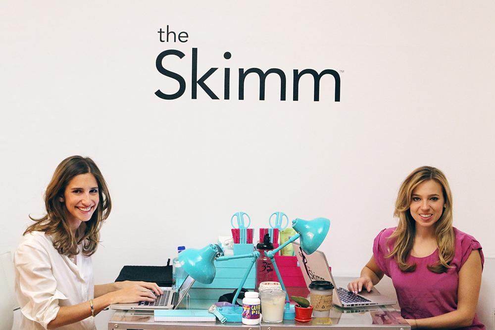 TheSkimm oprichters