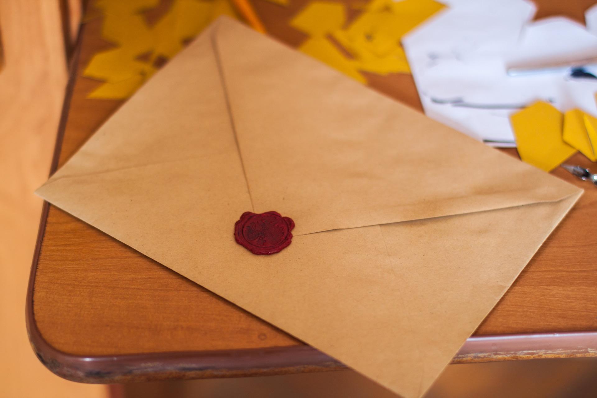 Waarom een brief van een bank niet werkt