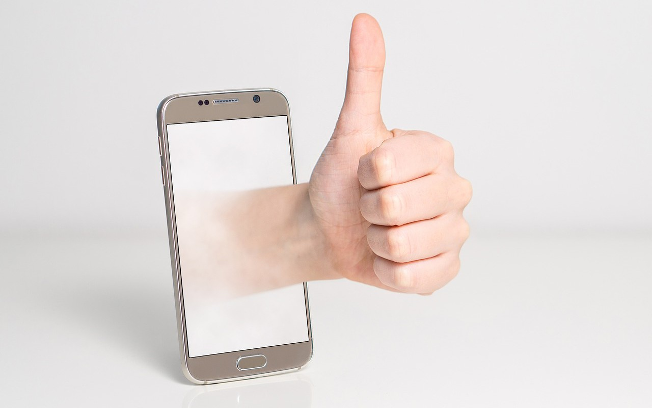 heb je mobiele website let dan op met popups