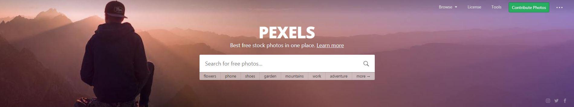 Pexels gratis foto's