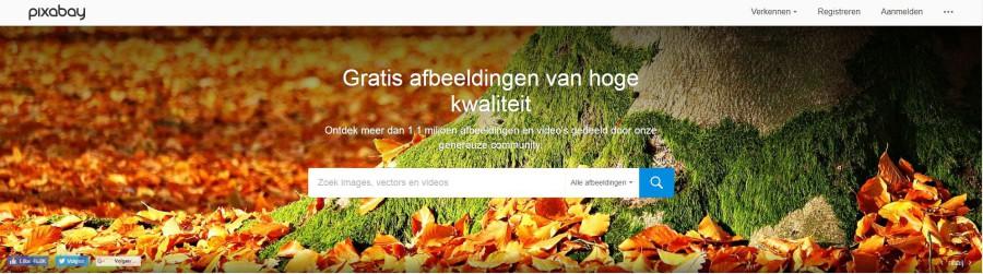 Pixabay gratis foto's